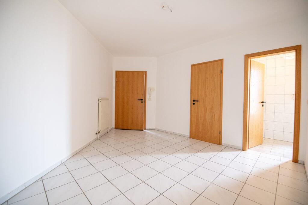 Flur und Eingangsbereich
