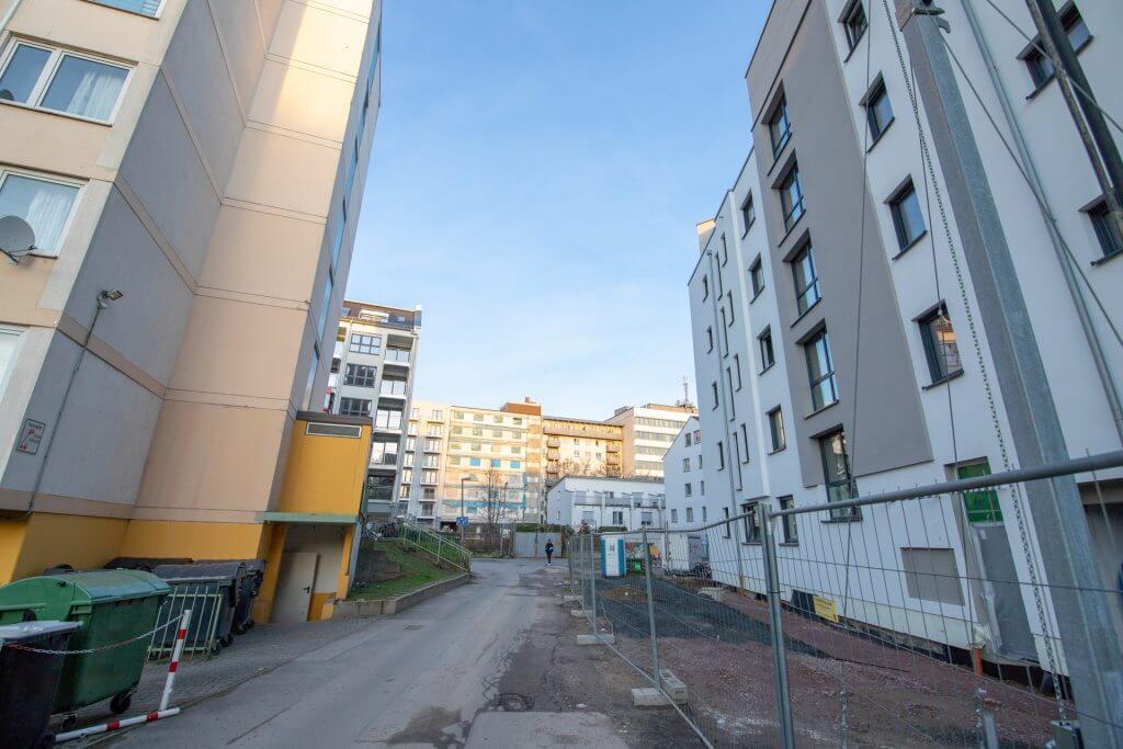 Nachbarschaftsbebauung